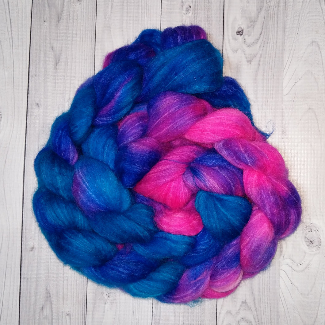 Cotton Candy, Sock Blend Combed Top