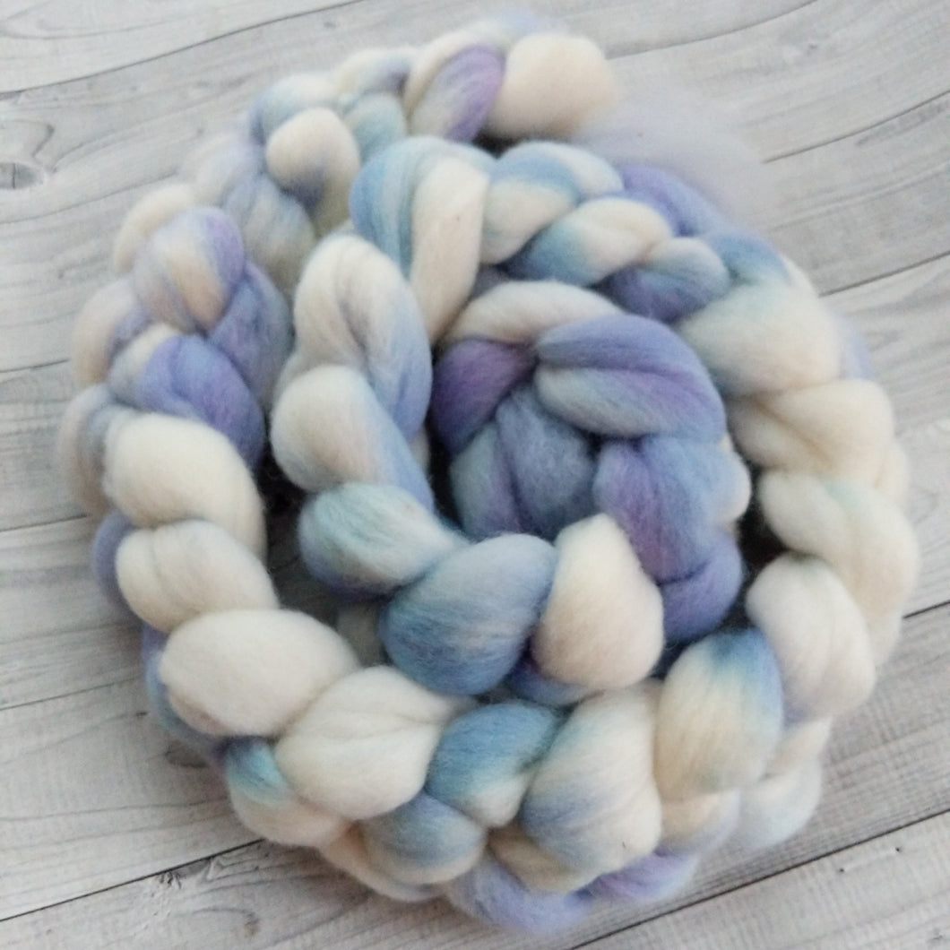 Moonstone, Polwarth Combed Top, 5 oz