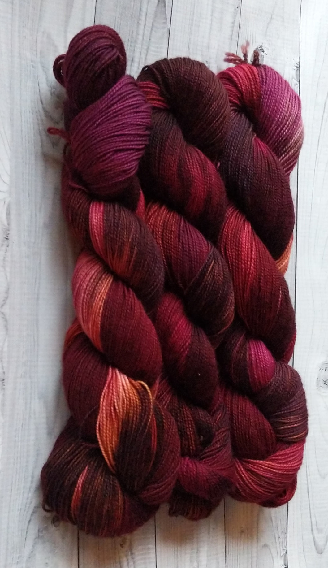 Oregon Sunstone, BFL High Twist
