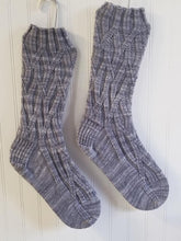 Graphite, Gemstones Sock