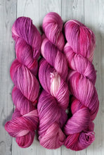 Pink Flourite, BFL High Twist
