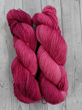 Raspberry Agate, Polwarth Sock/Shawl