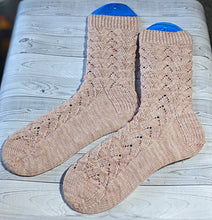 Amaretto, Gemstones Sock