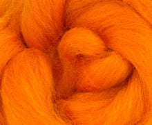 Clementine, Corriedale Combed Top