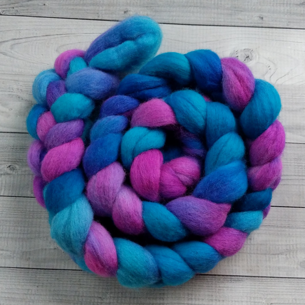 Cotton Candy, Polwarth Combed Top