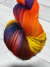 Dragon's Breath, Gemstones Sock