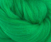 Emerald, Corriedale Combed Top