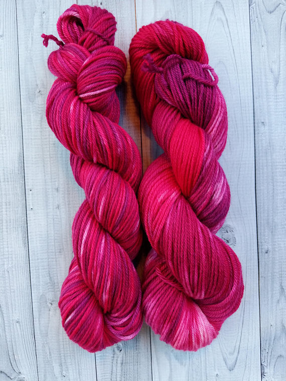 Erythrite, Worsted Weight Merino,