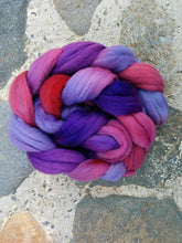 Heather, Hand Spun Yarn