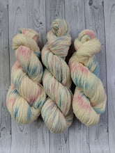 Mother of Pearl, Polwarth Sock/Shawl