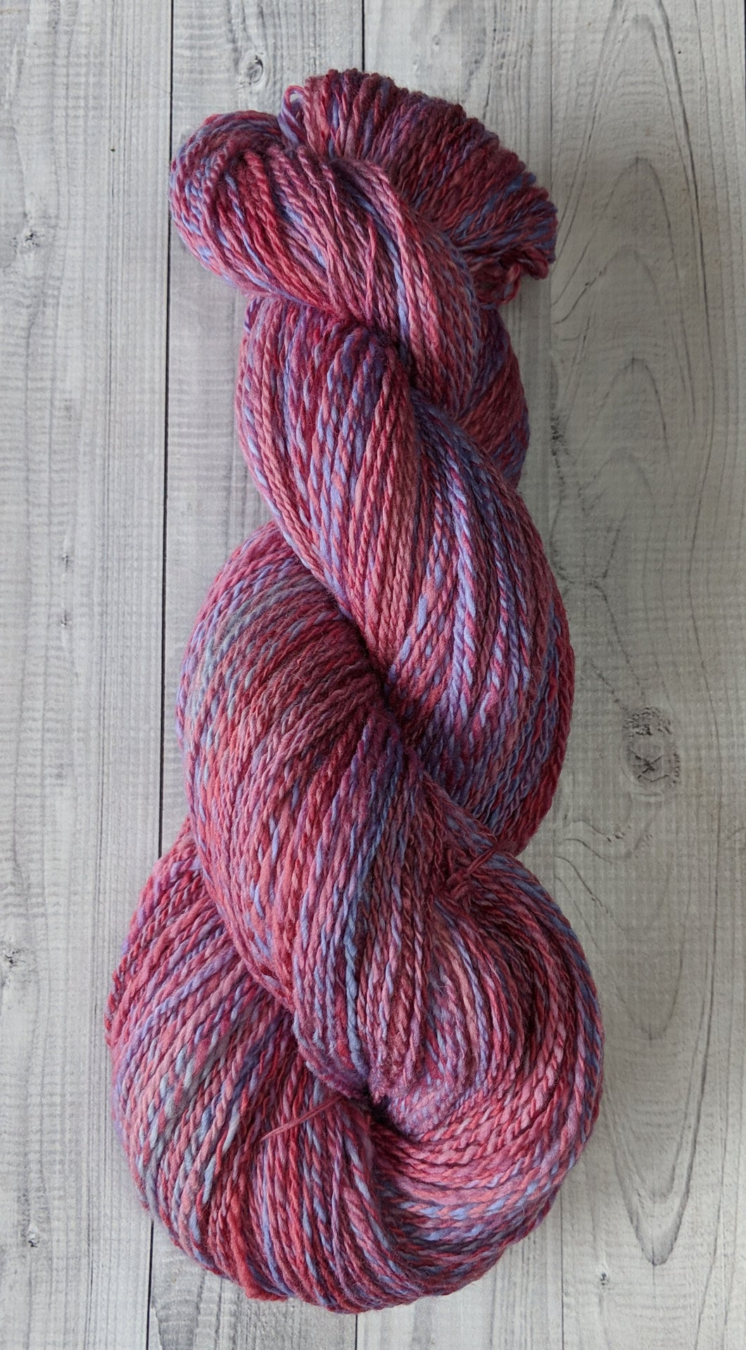 Purple Haze, Hand Spun