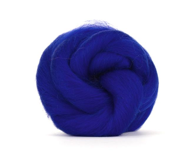 Sapphire, Corriedale Combed Top
