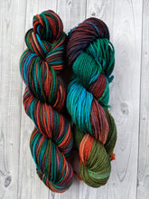 Scoria, Worsted Weight Merino,