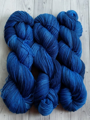 Ultramarine, Gemstones Sock