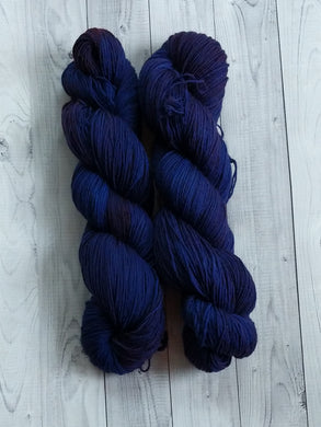 Ultra Blue Violet, Gemstones Sock