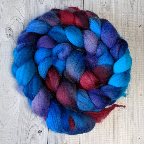 Ursula, Polwarth Combed Top