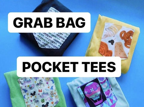 Ready to Ship Grab Bag Pocket Tees