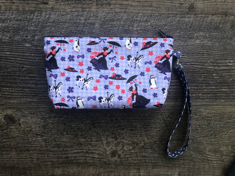 Practically Perfect Wristlet