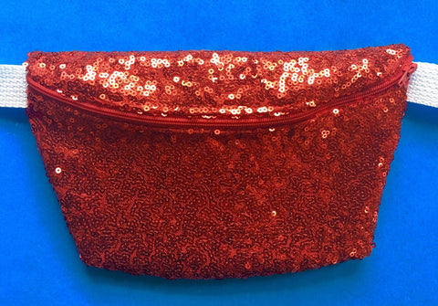 Merry and Bright Glitz and Glamour Fanny Pack