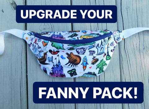 Fanny Pack Deluxe Upgrade