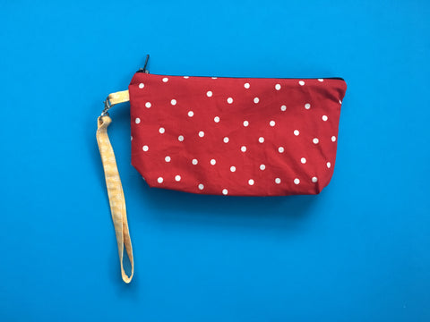 Rock the Dots Wristlet