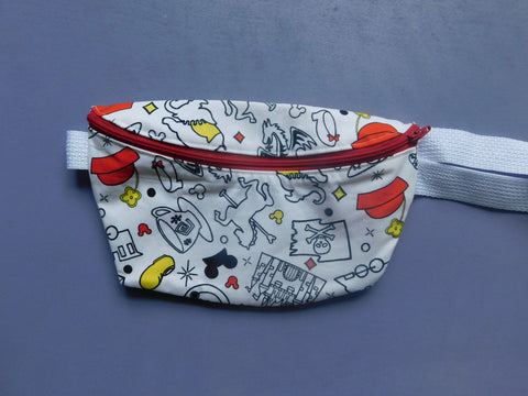Ready to Ship Kingdom Fanny Pack