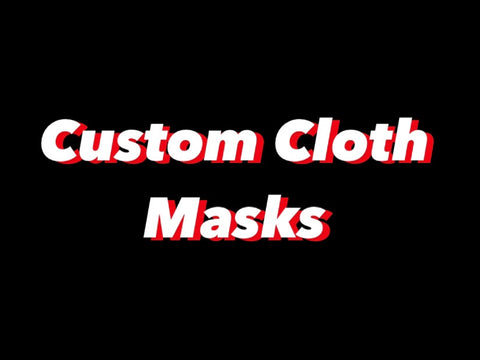 Custom Cloth Mask