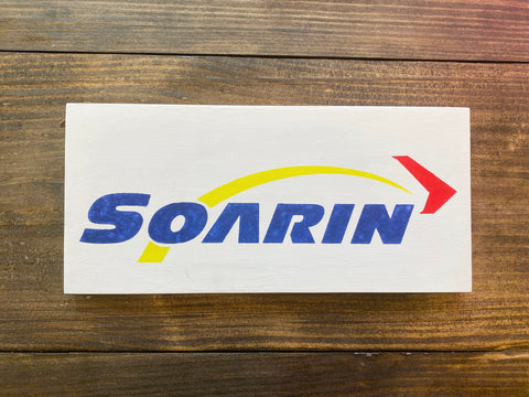 Soarin to Tower Sign