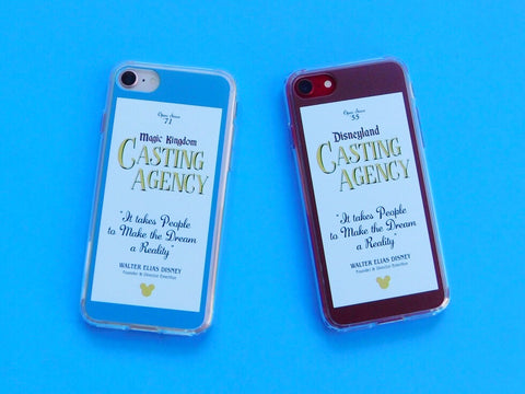 Casting Agency Phone Case