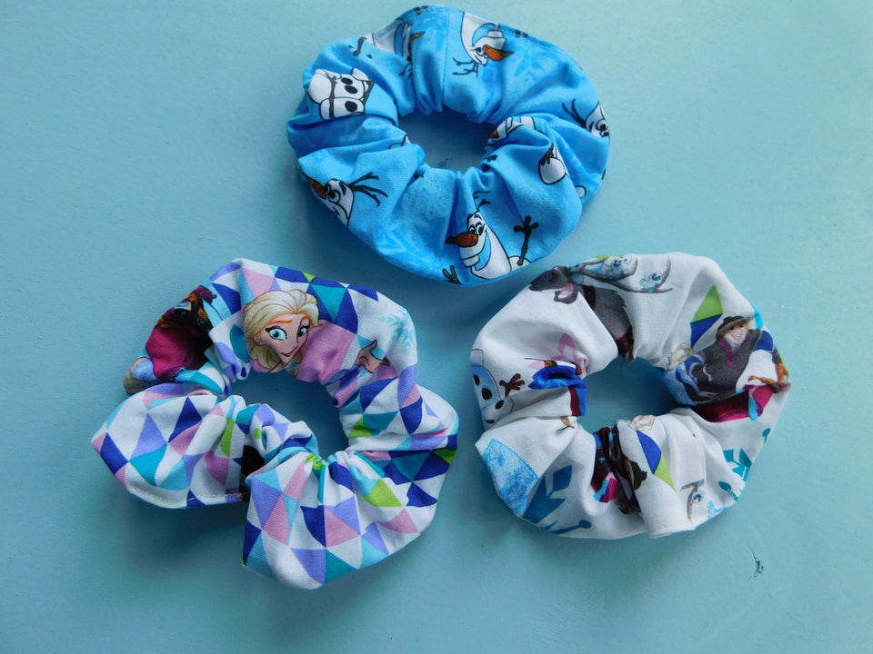 Headbands, Scrunchies and Ears (Oh my!)