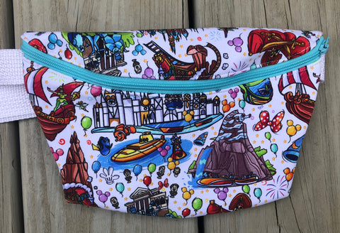 Magical Land Fanny Pack