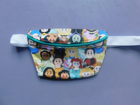Ready to Ship Princess Pals Fanny Pack