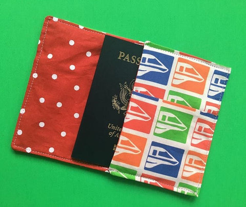 Custom Passport Case