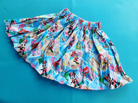 Ready to Ship 2T Bowtiful Surf Skirt
