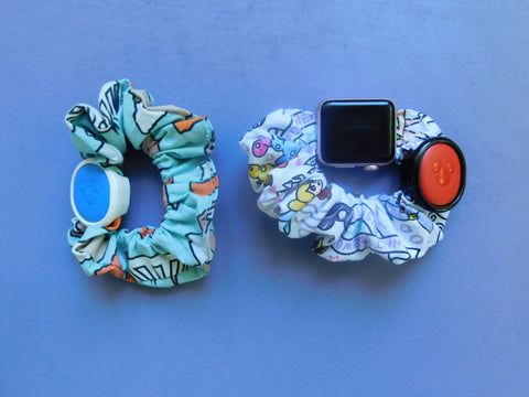 Magic Band 2 Puck Scrunchie Add-On
