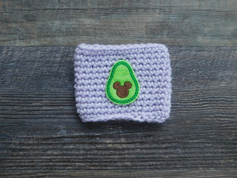 Avocado Coffee Cozy
