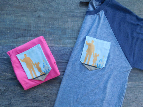Partners Pocket Tee