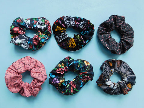 Galactic Wars Scrunchie