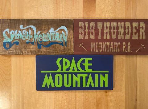 Kingdom Mountain Sign