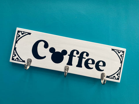 Crazy for Coffee Sign