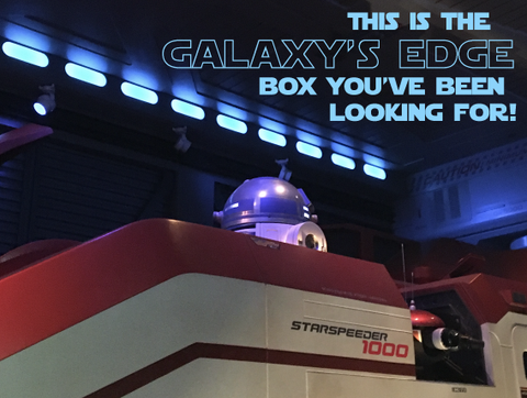 Galaxy's Edge Celebration Box