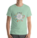 Epcot Map Tee