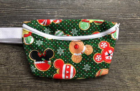 Christmas Cookie Fanny Pack