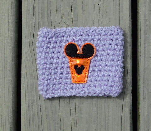 Halloween Mouse Cup Coffee Cozy
