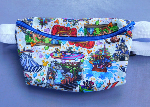 Magical World Fanny Pack