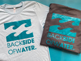 Backside of Water Shirt