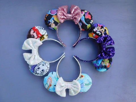 Custom Mouse Ears