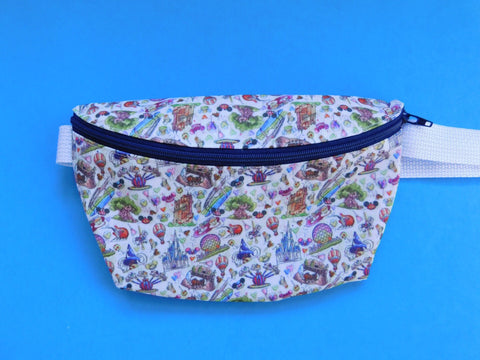 Mini Park Hop Fanny Pack