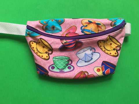 Princess Tea Party Fanny Pack