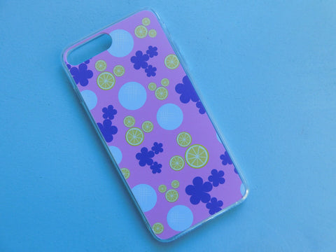 Violet Lemonade Phone Case